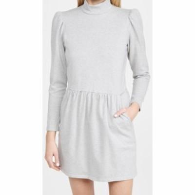 レベッカ テイラー La Vie Rebecca Taylor レディース ワンピース ワンピース・ドレス Long Sleeve Heather Jersey Dress Heather Grey