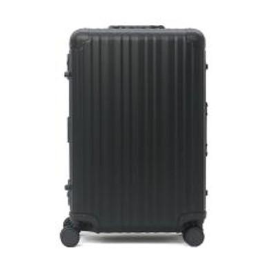 RICARDO BEVERLY HILLS(リカルドビバリーヒルズ)【Begin 雑誌掲載】【永久保証】RICARDO スーツケース リカルド キャリーケース Aileron 24-inch Spinner Suitcase エルロン 24インチ スピナー スーツケース 58L フレーム アルミ リカルドビバリーヒルズ AIL-24-4VP MatteBlack