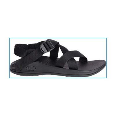 新品Chaco Men's Z/Boulder Active Sandal (Solid Black, Numeric_8)【並行輸入品】