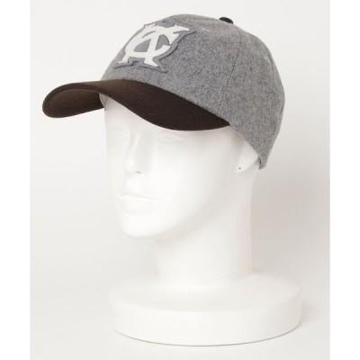 帽子 ハット BEAMS / ウール 6パネル キャップ