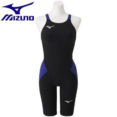◆◆送料無料 メール便発送 <ミズノ> MIZUNO MX・SONIC α ハーフスーツ(ウィメンズ) N2MG0211 (92) 水泳