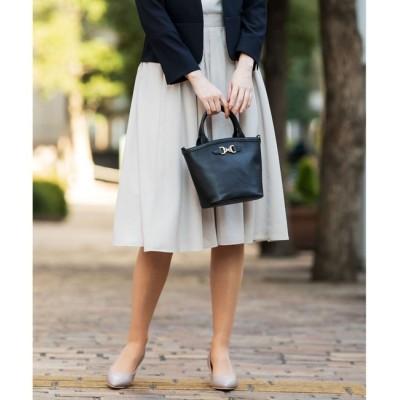 【エニィスィス/any SiS】 【洗える】タックギャザーエアリー スカート