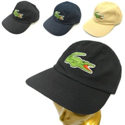 """【3 COLOR】LACOSTE(ラコステ) CAP(キャップ/ベースボールキャップ) """"ロゴ刺繍"""""""