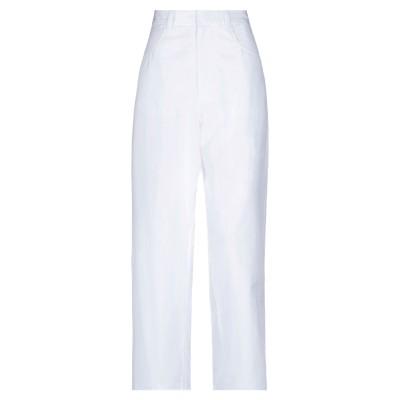 ソフィー・ドール SOFIE D'HOORE パンツ ホワイト 38 コットン 100% パンツ