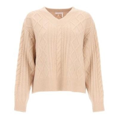 SEE BY CHLOE/シーバイクロエ セーター ANEMONE PINK See by chloe v-neck sweater レディース CHS20WMP16550 ik