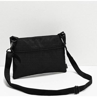 エンパイア EMPYRE メンズ ショルダーバッグ バッグ Empyre Climber Black Shoulder Bag Black