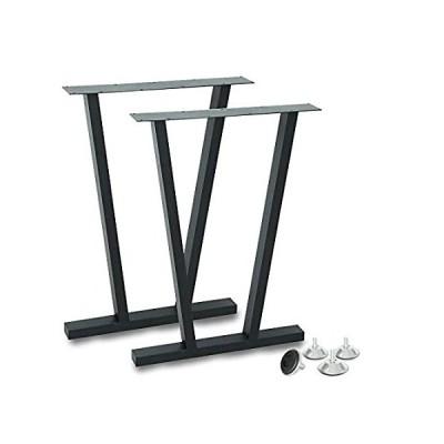 メタルインダストリアルダイニング モダンテーブル 脚 デスク脚 ベース 鋳鉄 溶接 コーヒーテーブル ワークベンチ 脚 ベンチ脚 ナイトスタンド オフ