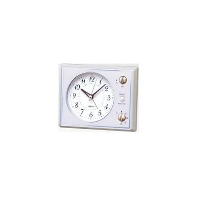 SEIKO 目覚まし時計 「スタンダード マルチサウンドアラーム」 NR445H