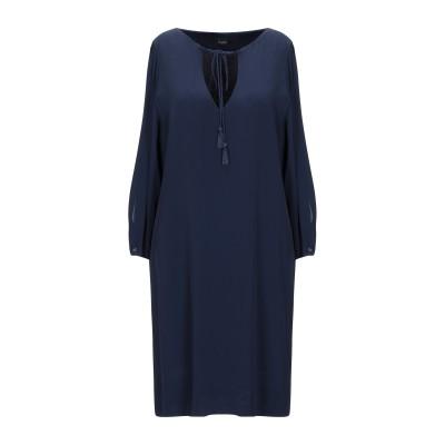HANITA ミニワンピース&ドレス ダークブルー XS レーヨン 100% ミニワンピース&ドレス