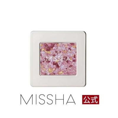 ミシャ 公式 グリッタープリズム シャドウ(PK03) 韓国 コスメ MISSHA メール便可