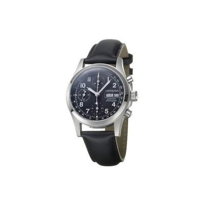 腕時計 ハミルトン Hamilton カーキ Field クロノグラフ Auto メンズ オートマチック 腕時計 H71416733