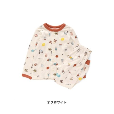 【apres les cours アプレレクール】アニマル柄前開きパジャマ キッズパジャマ, Kids' Pajamas
