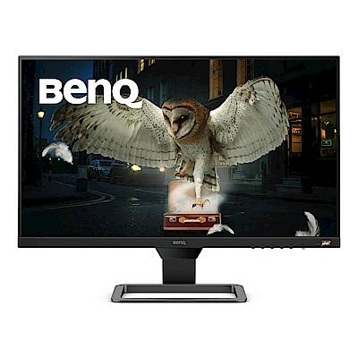BenQ EW2780 27型 影音娛樂護眼螢幕 HDR
