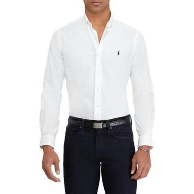 ラルフローレン メンズ シャツ トップス Classic Fit Checked Poplin Shirt