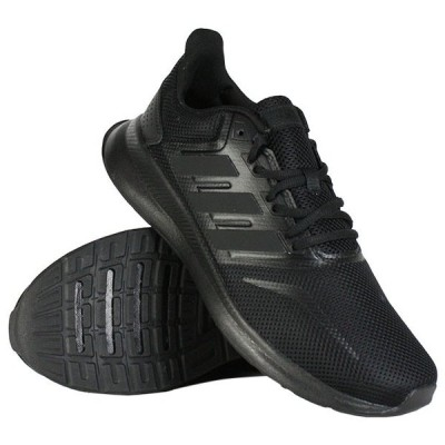 FALCONRUN M コアブラック×コアブラック 【adidas|アディダス】ランニングシューズg28970