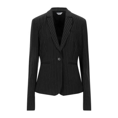 リュー ジョー LIU •JO テーラードジャケット ブラック 46 ポリエステル 82% / レーヨン 14% / ポリウレタン 4% テーラード