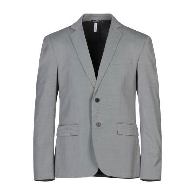 アントニー モラート ANTONY MORATO テーラードジャケット グレー 48 ポリエステル 85% / レーヨン 12% / ポリウレタン