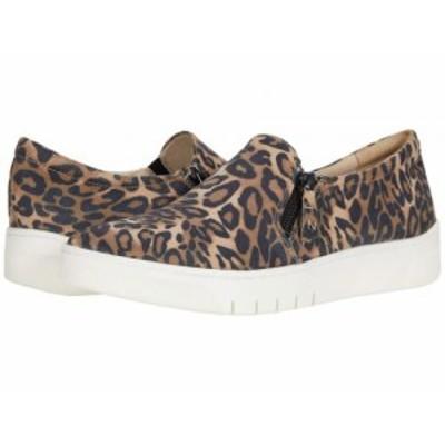 Naturalizer ナチュラライザー レディース 女性用 シューズ 靴 スニーカー 運動靴 Hawthorn Cheetah Fabric【送料無料】