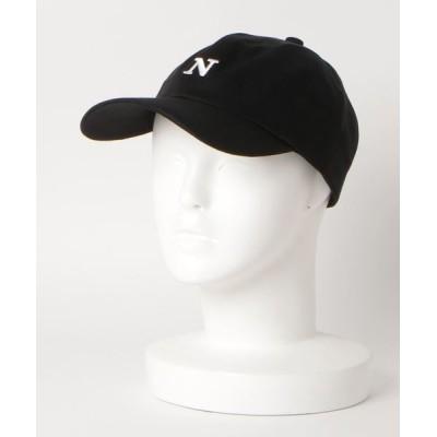 nano・universe / KNOX/別注 定番刺繍 BBキャップ MEN 帽子 > キャップ
