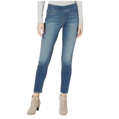 リーバイス Signature by Levi Strauss & Co. Gold Label レディース ジーンズ・デニム スキニー Totally Shaping Pull-On Skinny Jeans Harmony
