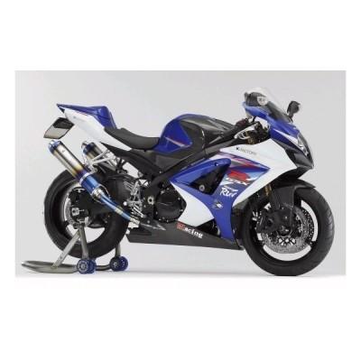 バイク マフラー ケイファクトリー K-FACTORY 3Dチタン S Oクアトロ SBL SBL-B GSXR1000 07 242KABAEAG1111 取寄品 セール
