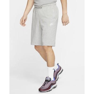 NIKE ナイキ コットンショーツ スタンダードフィット ワンポイントロゴ (BV2773-063) メンズファッション ブランド