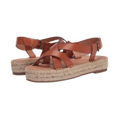 Madewell レディース 女性用 シューズ 靴 サンダル Aleh Asymmetric Espadrille Sandal - Burnished Caramel