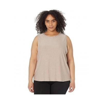 Beyond Yoga ビヨンドヨガ レディース 女性用 ファッション アクティブシャツ Plus Size Balanced Muscle Tank - Chai