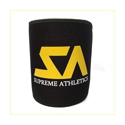 Supreme Athletics Waist Trimmer for Men & Women (Golden, Small)【並行輸入品】