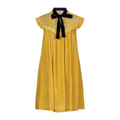 フィロソフィ ディ ロレンツォ セラフィニ PHILOSOPHY di LORENZO SERAFINI ミニワンピース&ドレス オークル 40 レ