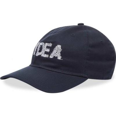 イデア IDEA メンズ キャップ 帽子 Homemade Logo New Era 9twenty Cap Navy/Grey