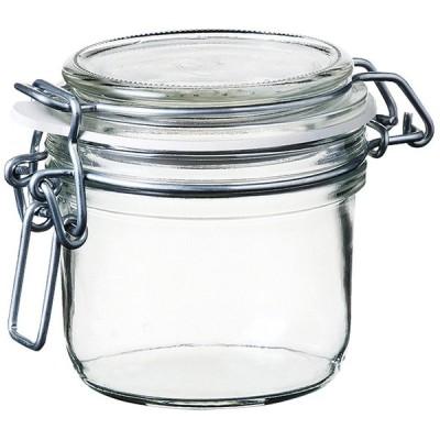 Bormioli Rocco(ボルミオリ ロッコ) フィド 250 [ Φ83 x H84mm 200ml ] 【 キャニスター&ボトル 】  保存容器 乾物 ジャム ガラス カフェ 飲食店