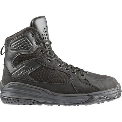 5.11タクティカル ブーツ&レインブーツ シューズ メンズ 5.11 Tactical Men's Halcyon Tactical Boots Black