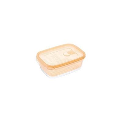 岩崎工業 茹でうま野菜調理容器 角型 A-043(YO) <AYD2201>