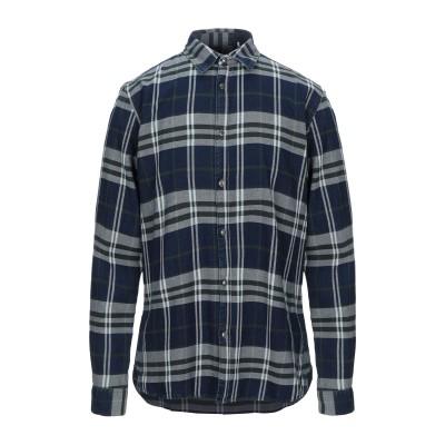 ONLY & SONS シャツ ブルー XS コットン 100% シャツ