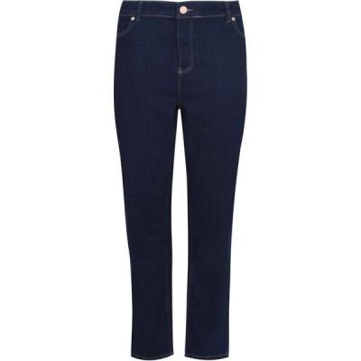 オアシス Oasis レディース ジーンズ・デニム ボトムス・パンツ Curve Lily Jeans Dark Wash