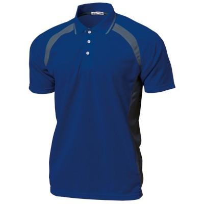 ウンドウ ベーシックテニスシャツ ロイヤル S P1710-05-S <2020>