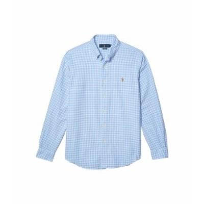 ラルフローレン メンズ シャツ トップス Classic Fit Long Sleeve Oxford Shirt Multi
