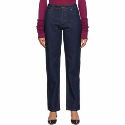 ヴィクトリア ベッカム Victoria Victoria Beckham レディース ジーンズ・デニム ボトムス・パンツ blue arizona jeans Raw