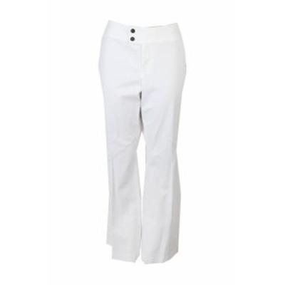 ファッション パンツ Inkl. International Concepts WeiB Ausgestellt Hohe Taille Hose 8