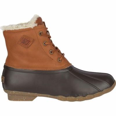 トップサイダー ブーツ&レインブーツ レディース シューズ Saltwater Winter Lux Boot - Women's Tan