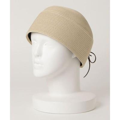 帽子 ハット Ray BEAMS / ペーパー トーク帽