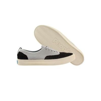 スニーカー メンズ ポインター People Footwear Men The Stanley Knit black NC02K-001