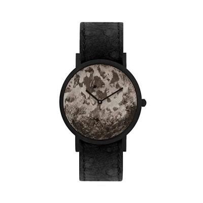 South Lane Stainless Steel Swiss-Quartz Leather Calfskin Strap, Black, 20 Casual Watch (Model: core-SL-226) 並行輸入品