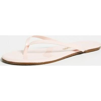 (取寄)TKEES Women's Glossy Flip Flops ティキーズ レディース グロッシー フリップ フロップス WhipCream 送料無料