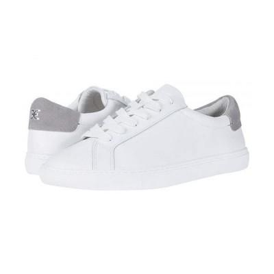 Sam Edelman サムエデルマン レディース 女性用 シューズ 靴 スニーカー 運動靴 Lupita - Bright White Leather