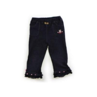 ミキハウス mikiHOUSE スウェットパンツ 100サイズ 女の子 子供服 ベビー服 キッズ