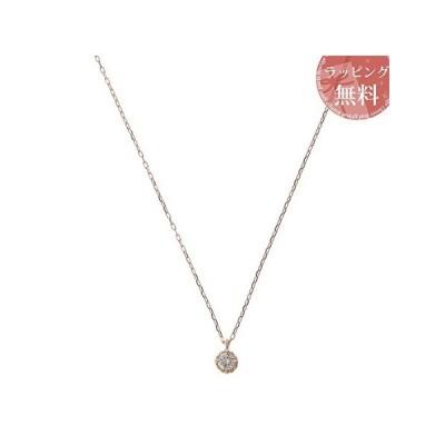 サマンサシルヴァ ネックレス ダイヤモンドネックレス K10 ピンク SAMANTHA SILVA