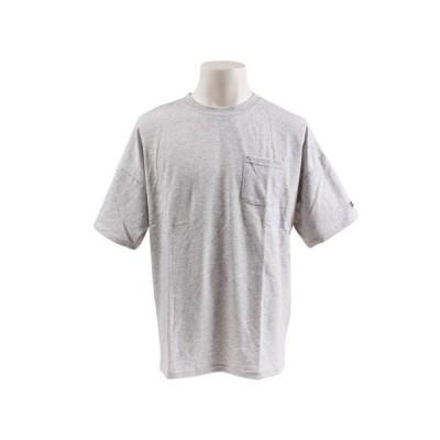 ラッセル(RUSSELL) Tシャツ NU BIG BACKLOGO ショートスリーブTシャツ RBM19S0007 MGRY オンライン価格 (メンズ)