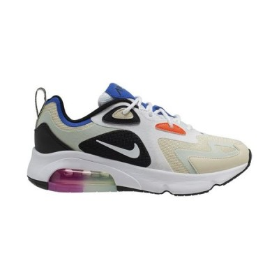 (取寄)ナイキ レディース シューズ エア マックス 200 Nike Women's Shoes Air Max 200Fossil White Black